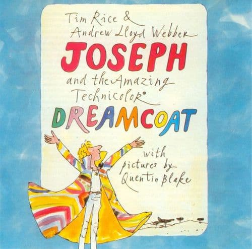 Andrew Lloyd Webber, Tim Rice<br>Joseph And The Amazing Technicolor Dreamcoat<br>CD